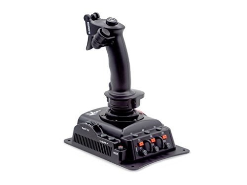 Gladiator Joystick, Flight Simulator Controller Stick - PC Mac Linux by VKB Sim.