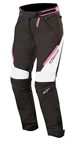 Alpinestars Stella Raider Drystar Damenhose Schwarz/Pink L