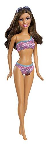 Mattel Barbie BCN26 - Puppe, Fab Life Beach Nikki
