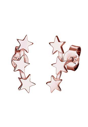 Elli Ohrringe Sterne Astro Trend Star Sternenbild 925 Silber