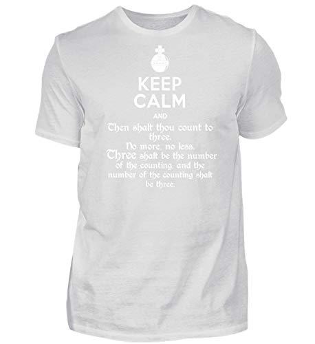 Keep Calm Holy Granate - Herren Premiumshirt -