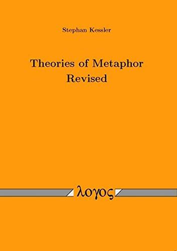 Theories of Metaphor Revised par  Stephan Kessler