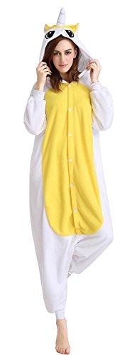 Unicorn Onesie Adult – Feelme Unisex Onesies Pajamas Kigurumi Cosplay Sleepsuit Costume Animal Jumpsuit - 31KPlm 2BpZdL - Unicorn Onesie Adult – Feelme Unisex Onesies Pajamas Kigurumi Cosplay Sleepsuit Costume Animal Jumpsuit