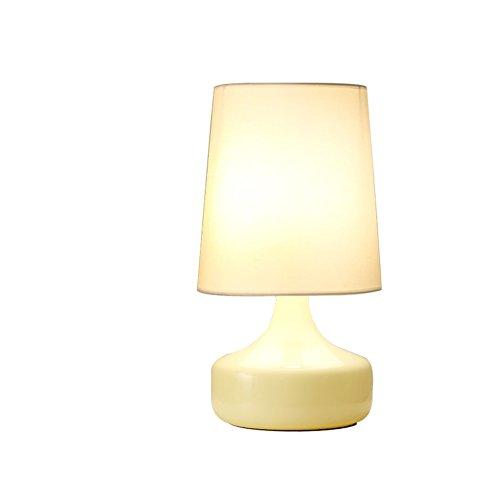 lampada da comodino occhio creativo/ Nordic camera da letto luce/Salotto moderno e semplice panno decorativo lampada-D