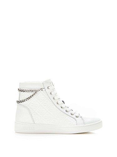 Guess FLGER1 LEA12 Sneakers Donna Bianco