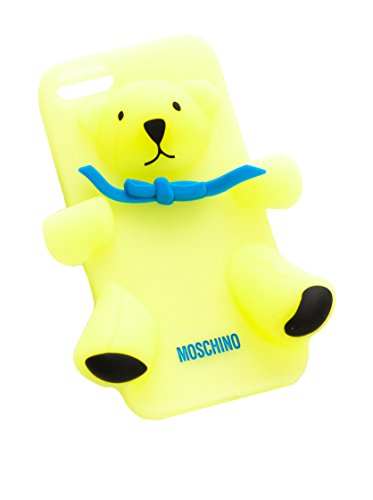 Love Moschino Etui iPhone 5/5S Jaune