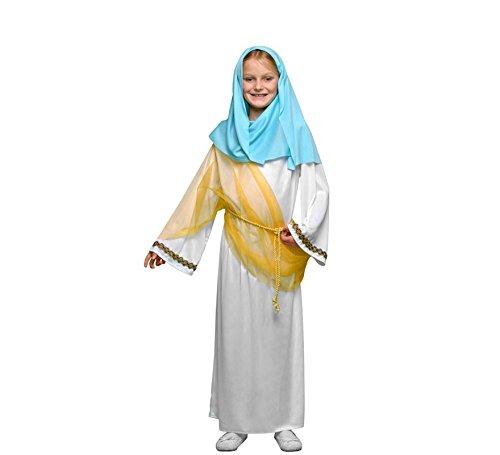Zzcostumes Kostüm der Jungfrau Maria für Mädchen