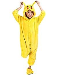 Auspicious beginning pijama de los niños del traje de Cosplay Animal Onesie Sleepsuit Ropa de dormir