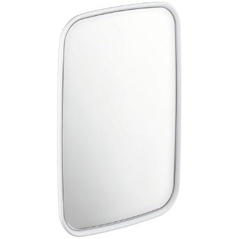 Hansgrohe 42681000 - Specchio in cristallo