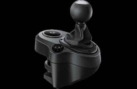Logitech Driving Force Shifter - Schaltknüppel - verkabelt