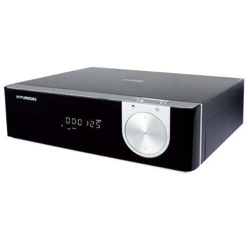 Hyundai HMB T600X 1,5T-Multimedia-Festplatte 1,5 TB (3,5 Zoll) Display, HDMI, Schwarz
