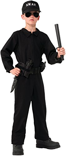 ial Ops Jumpsuit Costume, Large ()