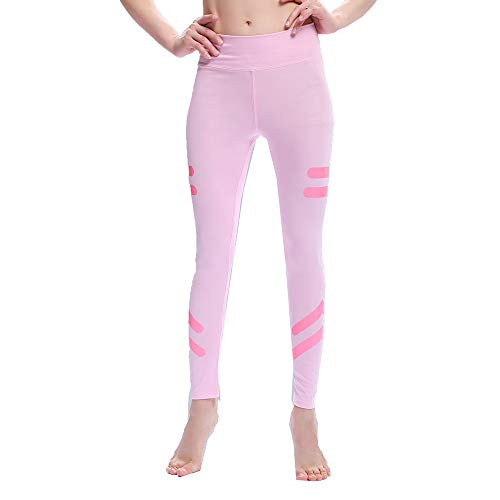 Leggings, High-Waist Lounge Hip Sports Legging, Yoga, Fitness Preferred of Pants, Popular Druck Leim Damenaille Enge Yoga-Lauflegings