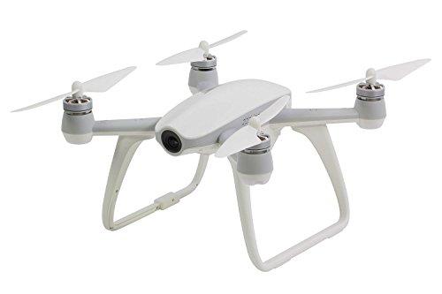 Walkera 15004550–aibao FPV 4K cuadricóptero RTF Color Blanco–FPV de dron con 4K UHD de cámara, F8de Control Remoto, batería, Cargador y aplicación de Game