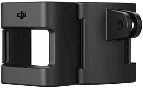 DJI Zubehörhalterung für Osmo Pocket - Ermöglicht die Verwendung von Osmo Pocket bei sportlichen Aktivitäten, kompatibel mit einer Vielzahl von Zubehörteilen - Schwarz