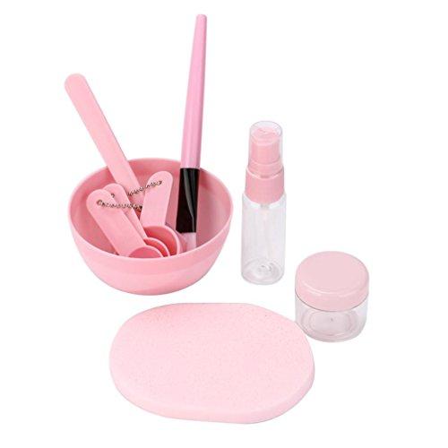 Gaddrt 9 in 1 Schönheit DIY Gesichts Gesichtsmaske Werkzeug Set Mischen Schüssel Pinsel Stick Löffel Persönliche Schönheit Make-up Gesundheit Hautpflege Reinigungs Werkzeug