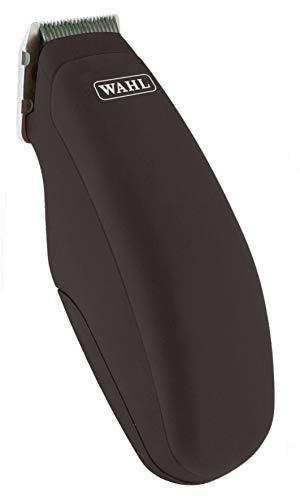 Wahl 9961-2417 Pocket Pro Schermaschine für Haustiere, batteriebetrieben, schwarz - Pet Clipper Pocket