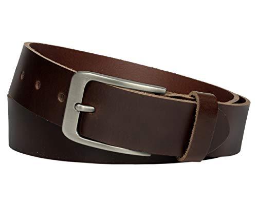 60ec5f1b771e55 Vascavi ® Ledergürtel aus Rindleder, 3,5 cm breit und, gebraucht gebraucht  kaufen