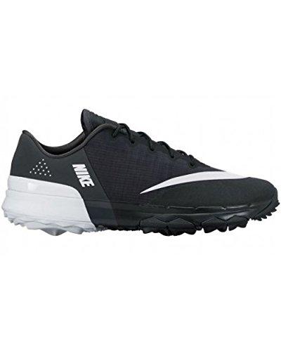 Nike Fi Flex, Chaussures sport femme Noir (Black/white/anthracite)