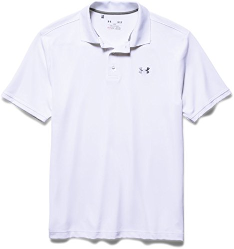 Under Armour Herren Poloshirt Performance Weiß (White)