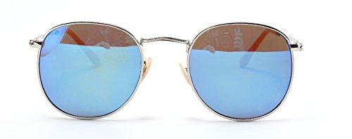 Outray - Lunette de soleil - Femme Bleu - Bleu