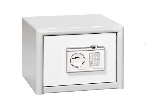 BURG-WÄCHTER Sicherheitsschrank, Elektronisches Zahlenschloss mit Fingerscan, Sicherheitsstufe S 2, Combi-Line CL 10 E FS