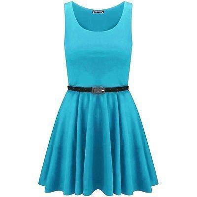 Momo & Ayat Franki Kleid für Damen, Skater, -