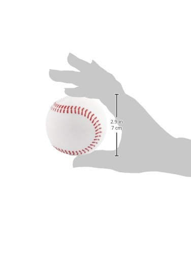 Planet Dog Orbee-Tuff Sport Baseball Spielzeug für Hunde – Durchmesser ca. 8,3 cm - 2