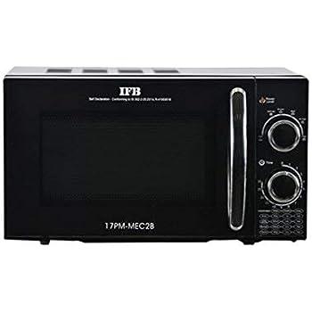 Ifb 17 L Solo Microwave Oven 17pm Mec2b Black Amazon