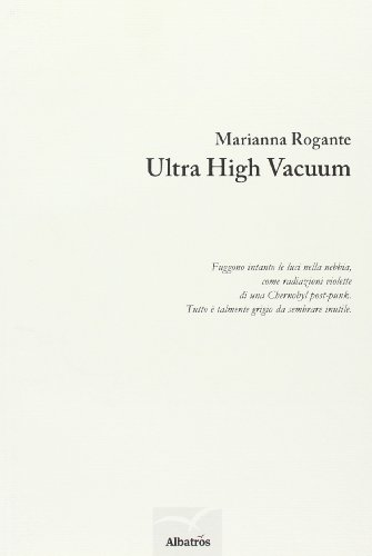 Ultra high vacuum