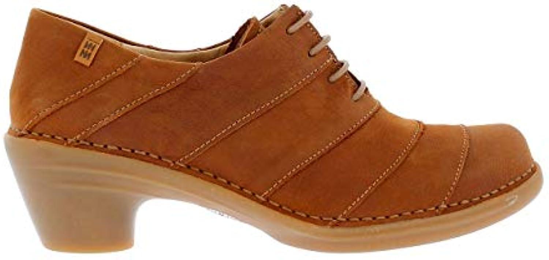 El Naturalista N5330 Pleasant Wood Aqua Pelle Donna Scarpa Scarpa Scarpa con Tacco Pizzi | Economico  aacda3