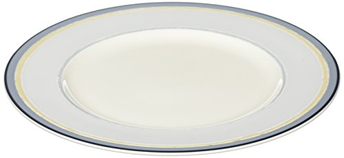 Noritake Java Graphite Swirl Salatteller Noritake Java-graphit