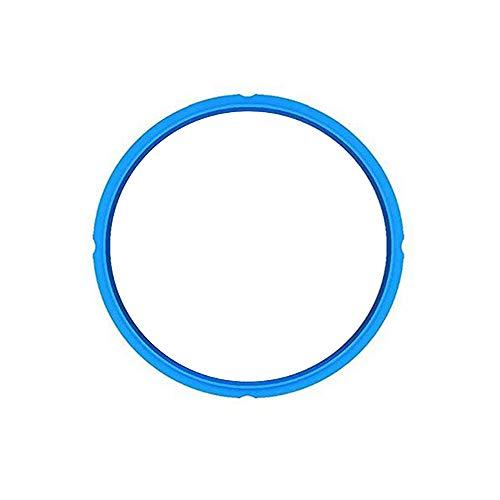 Silikon-Dichtungsring, kompatibel mit Sofort-Topf, 3 Quart 6 Quart 8 Quart Ersatz-Dichtungsring für Schnellkochtöpfe 6QT blau (6 Ersatz Qt Topf, Topf)