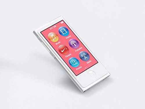 Apple Ipod Nano 7. Generation - Ipod ohne Zubehör- Silber Weiß 16GB (Keine Retailverpackung)