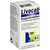 LIVOCAB Augentropfen 4 ml