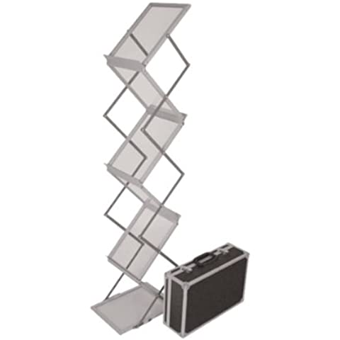 Zed-Up portatile A4 Lite-Espositore per mostre & trade mostra
