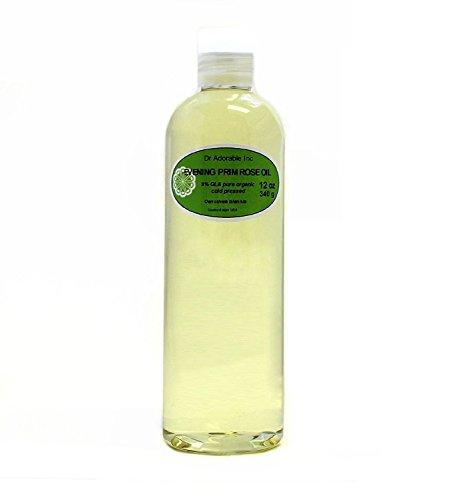 Evening Primrose Oil Organic Pure 12 Oz