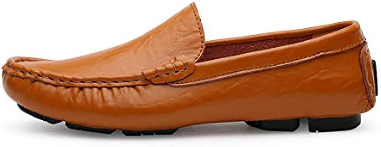 Xujw-scarpe, 2018 Nuovo Mocassini, Slittamento Uomo con Mocassini Scarpe da Guida Traspiranti Pantofola Moda Casual...   Materiali Selezionati Con Cura    Uomini/Donne Scarpa
