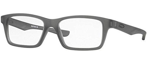 Ray-Ban Herren 0OY8001 Brillengestelle, Grau (Satin Grey Smoke), 50