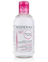 Bioderma Sensibio H2O AR Micelle Solution (250 ml) Crealine Nouveau / New Solution micellaire demaquillante Anti-Rougeurs...
