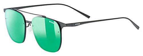 Uvex Erwachsene Lgl 38 Sportbrille, gun, One size