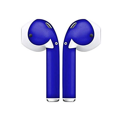 SH-Flying Película para Auriculares Bluetooth, 10 juegos/juego Película para Auriculares Bluetooth Anti-huella digital, resistente a los arañazos, etiqueta de película (De Juegos Violetta)