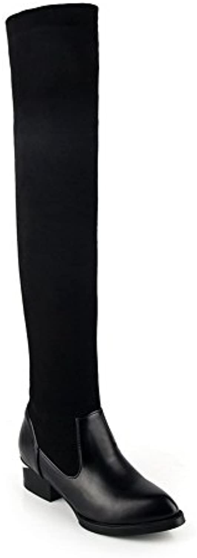 Sconosciuto 1TO9 Stivali Chukka Donna Donna Donna Nero (nero), 35.5 EU, MNS01285 | Tecnologia moderna  | Sig/Sig Ra Scarpa  3a7488