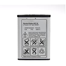 BST de 36Replacement Battery For Sony Ericsson Z310