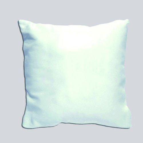 Plus de Coto PDC00245 Kopfkissen-Schoner, Bio-Baumwolle, weiß, weiß, 50 x 70 cm