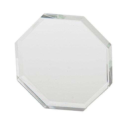Preisvergleich Produktbild Kristallglas Kleben Halter Klebstoff Palette Für Wimpernverlängerung Stehen