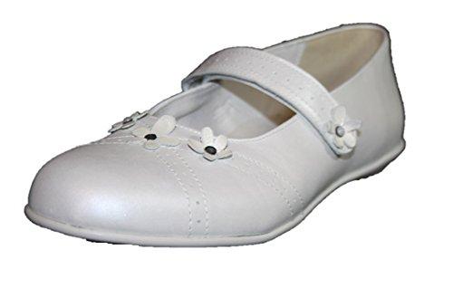 Richter 12.4201.1010 Kinder Schuhe Mädchen Ballerinas Weiß Weiß