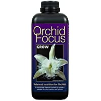 Fertilizante Orchid Focus Grow/Crecimiento Growth Technology Orquídea (1L)