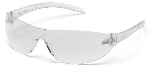 Pyramex Safety Alair S3210S modische preisgünstige Schutzbrille/gleichfarbige Scheiben und Bügel/farblos