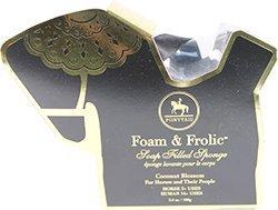 PONYTAIL PONYSGCB FOAM AND FROLIC SOAP FILLED SPONGE by Ponytail